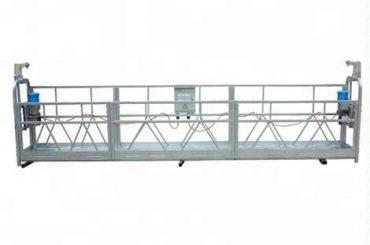 সস্তা মূল্য অ্যাক্সেস প্ল্যাটফর্ম / স্থগিত প্রবেশ gondola / স্থগিত অ্যাক্সেস cradle / স্থগিত অ্যাক্সেস সুইং মঞ্চ স্থগিত