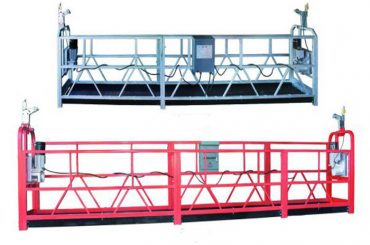 ZLP500 সুপারিশ অ্যাক্সেস সরঞ্জাম / Gondola / ক্র্যাডেল / নির্মাণের জন্য ভারা