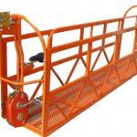 উইন্ডো পরিষ্কার পাগল, zlp সিরিজ gondola, চালিত স্থগিত প্ল্যাটফর্ম zlp630